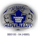 NHL Maple Leaafs buckle