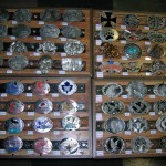 Selection of buckles